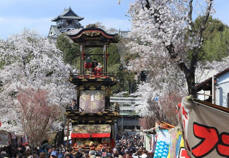 犬山祭 Inuyama Festival