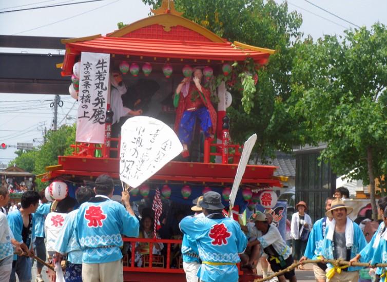 小城祇園夏まつり