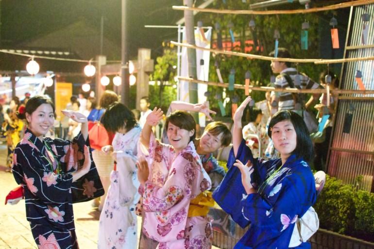 飯田町盆踊り