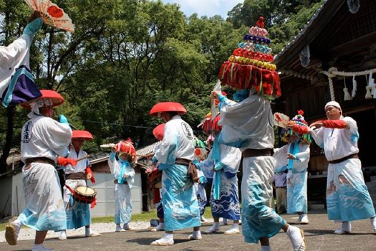 シットロト踊り