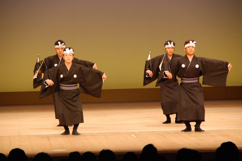 伊江島の村踊