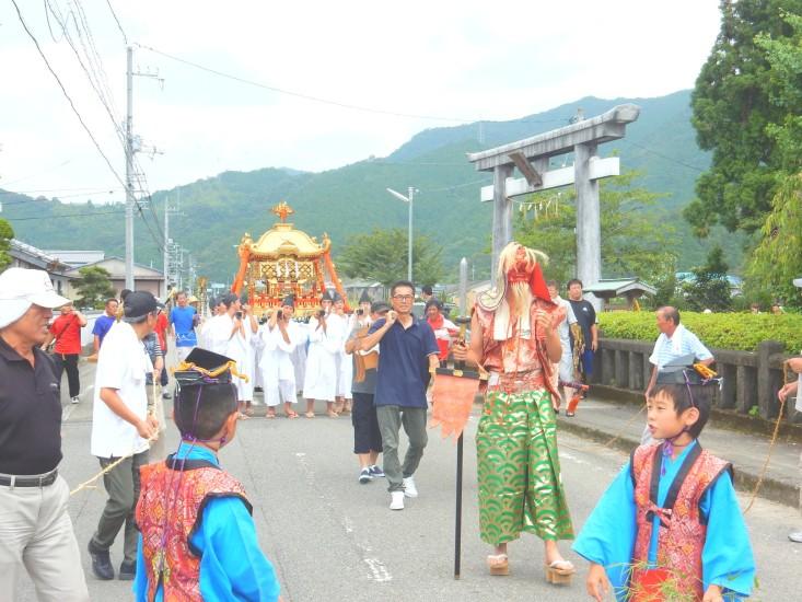 宍喰祇園祭