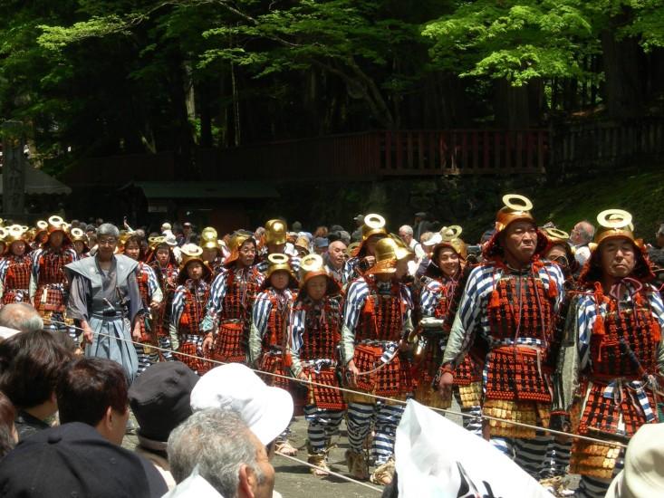 日光東照宮秋季大祭 Nikko Toshogu Shrine Autumn Grand Festival