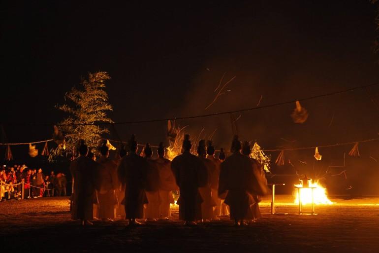 出雲大社 神在祭  Izumo Ooyashiro Kamiari Festival