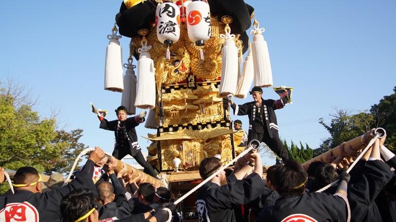 坂出八幡神社秋季例大祭
