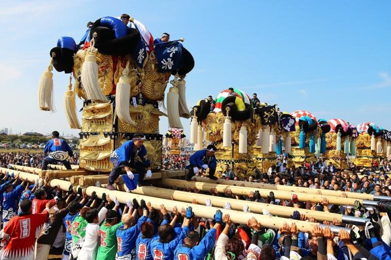 新居浜太鼓祭り Niihama Taiko Festival
